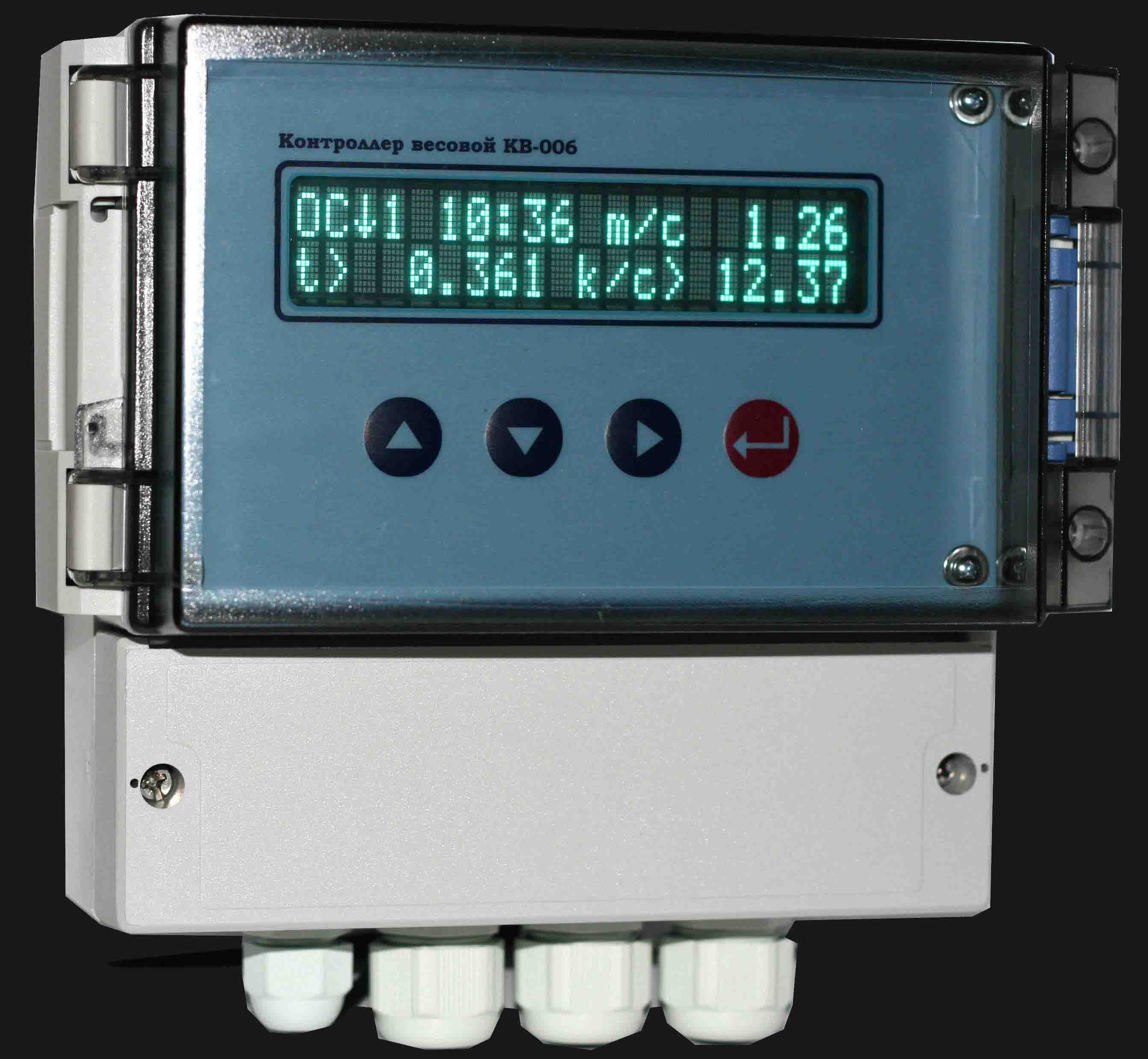 контроллер весовой кв 006 инструкция